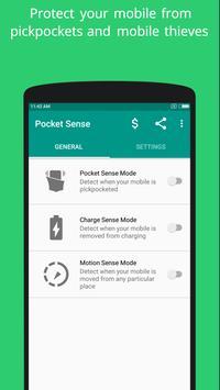 Pocket Sense 海报