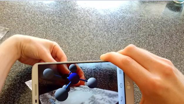 Molecular geometry screenshot 5