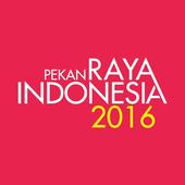 Pekan Raya Indonesia 2016 icon