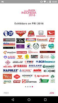 Pekan Raya Indonesia 2016 apk screenshot