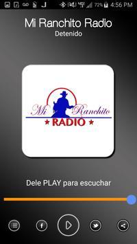 Mi Ranchito Radio screenshot 1