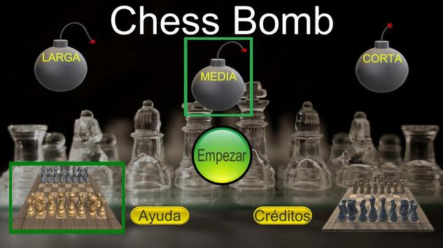 Chess Bomb poster