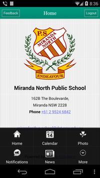 Miranda North Public School apk screenshot