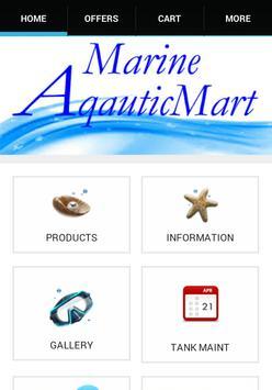 Marine Aquatic Mart poster