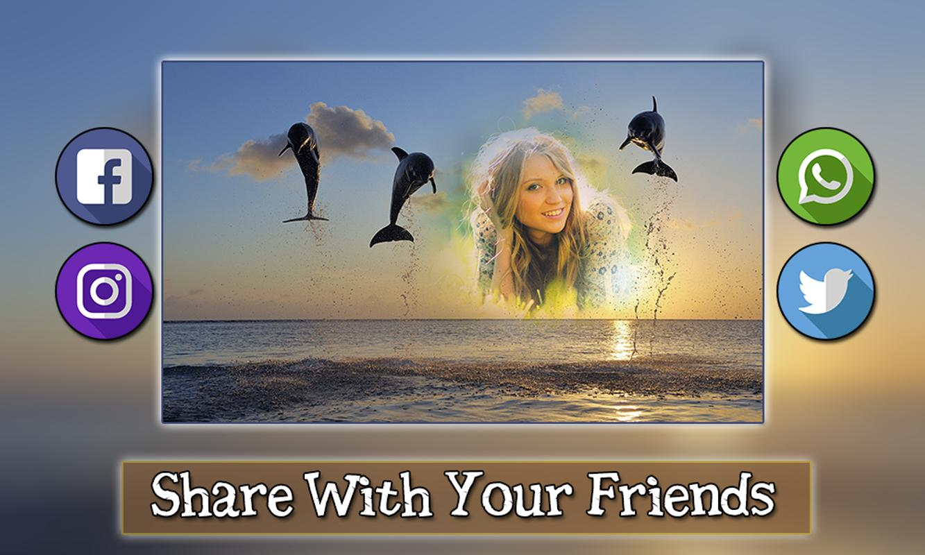 Dolphin Photo Frames APK Download - Free Photography APP for Android ...