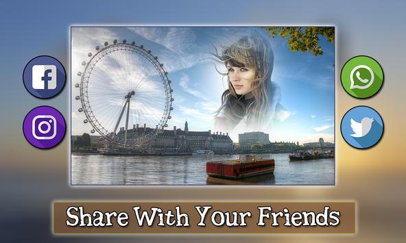 London Photo Frame screenshot 11