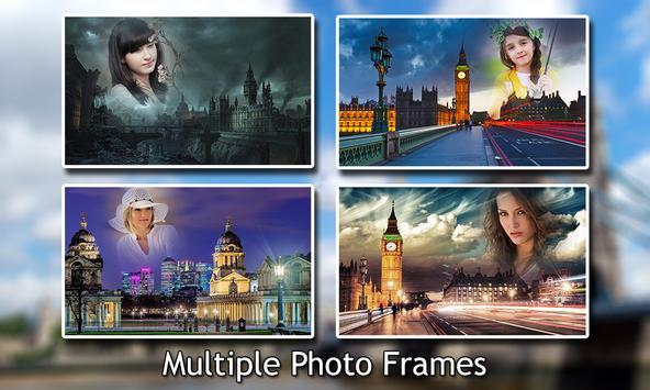 London Photo Frame screenshot 6