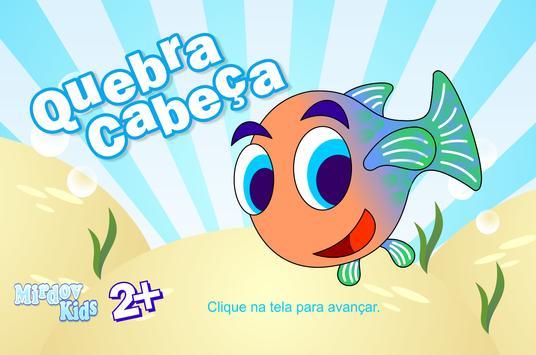 Quebra Cabeça apk screenshot