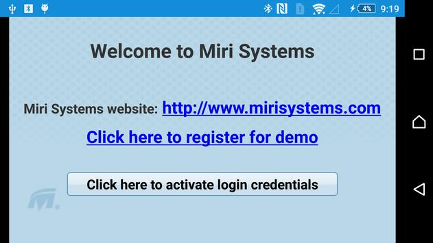 Miri Systems poster