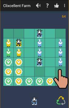 Clixcellent Farm - Get Smart! screenshot 2