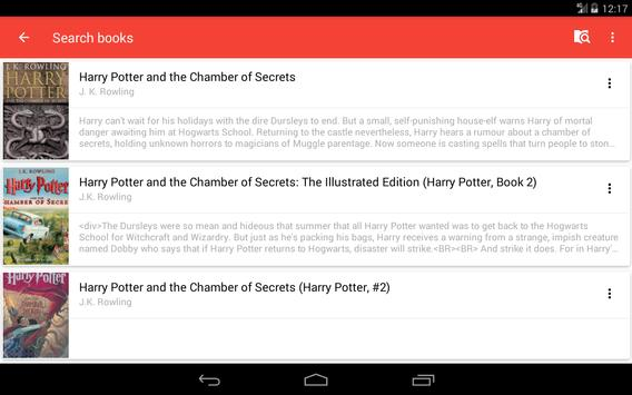 My books - Library apk screenshot