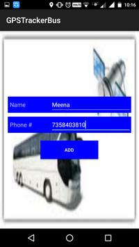 College Bus Tracking System apk screenshot