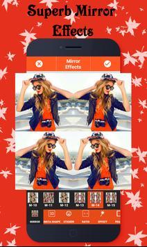 Mirror Photo Image Editor Lab screenshot 4