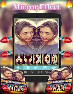 Mirror Photo - 2D + 3D Reflection & Collage Maker poster