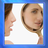 HD Mirror with Beauty Tips icon