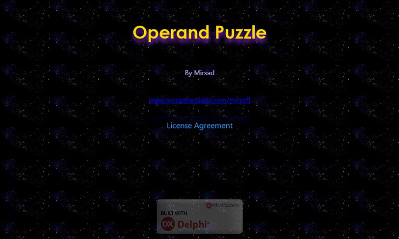 Operand Puzzle for Android - APK Download
