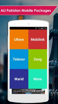 Pakistan Mobile Packages 2018 screenshot 6