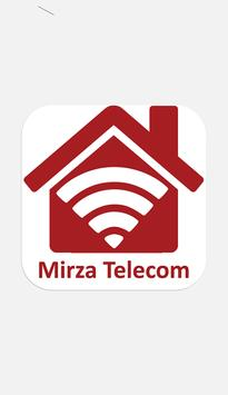 Mirza Telecom poster