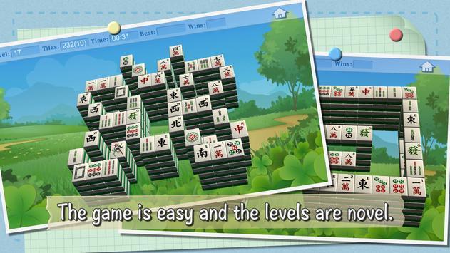 Stack of Mahjong apk screenshot