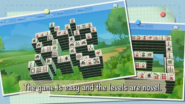 Stack of Mahjong screenshot 1