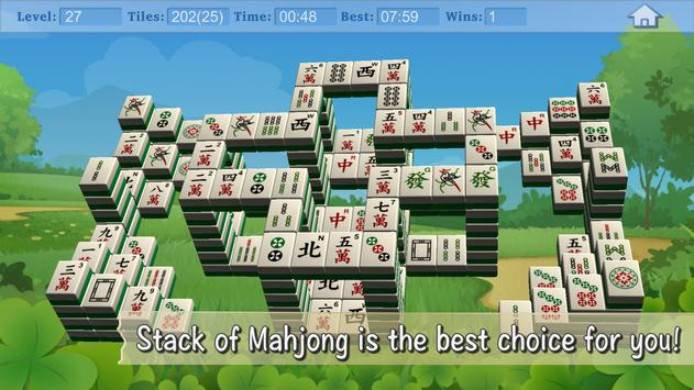Stack of Mahjong apk screenshot
