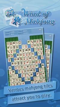 Wind of Mahjong poster