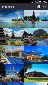Indonesia Wallpapers apk screenshot