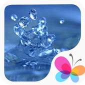 Glass Wallpapers & Rain Drops icon