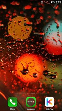 Glass Wallpapers & Rain Drops apk screenshot