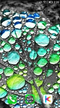 Glass Wallpapers & Rain Drops screenshot 3