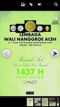 Kalender Almanak Aceh apk screenshot