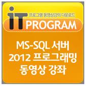 MS-SQL 서버 2012 프로그래밍 동영상 강의 icon