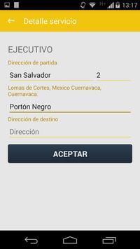 MiTaxiSI Usuario screenshot 3