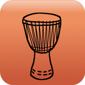 African Drum Simulator icon
