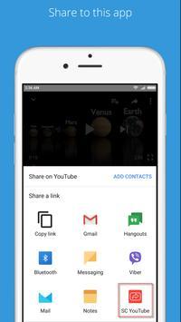 Video shortcuts for YouTube screenshot 3