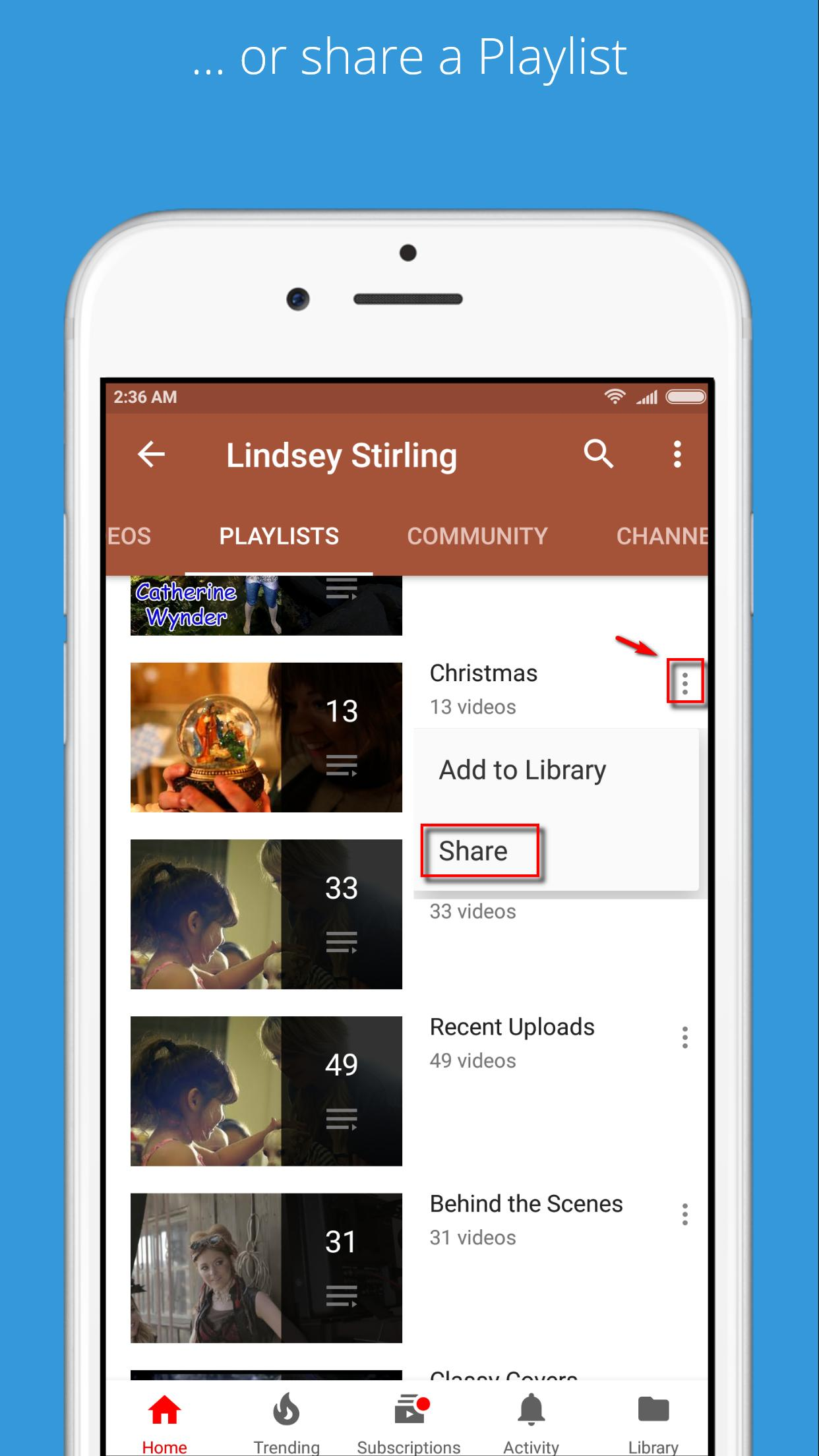 Video shortcuts for YouTube for Android - APK Download