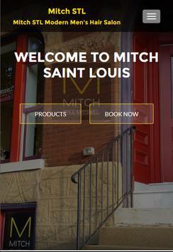 MitchSTL - Mens Modern Salon apk screenshot