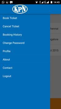 KPN Travels apk screenshot
