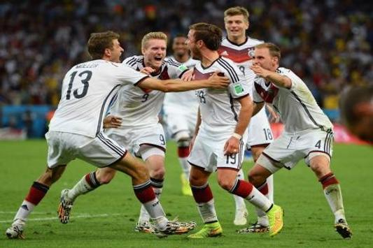 Germany Football Live TV in HD poster