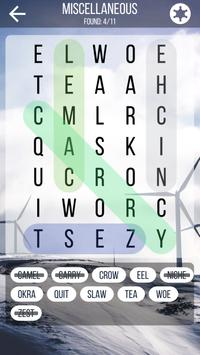 Word Pure Search Puzzle poster