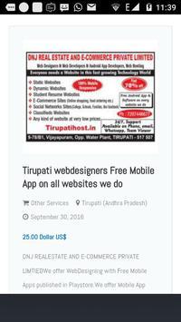 Mitra ads Buy & Sell anything screenshot 1