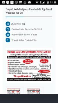 Mitra ads Buy & Sell anything screenshot 2