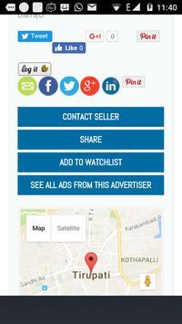 Mitra ads Buy & Sell anything screenshot 3