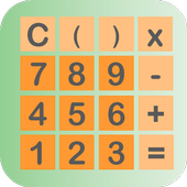 Calculator - just for you - icon