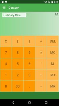 Calculator - just for you - poster