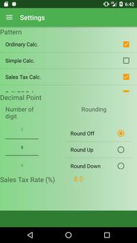 Calculator - just for you - apk screenshot