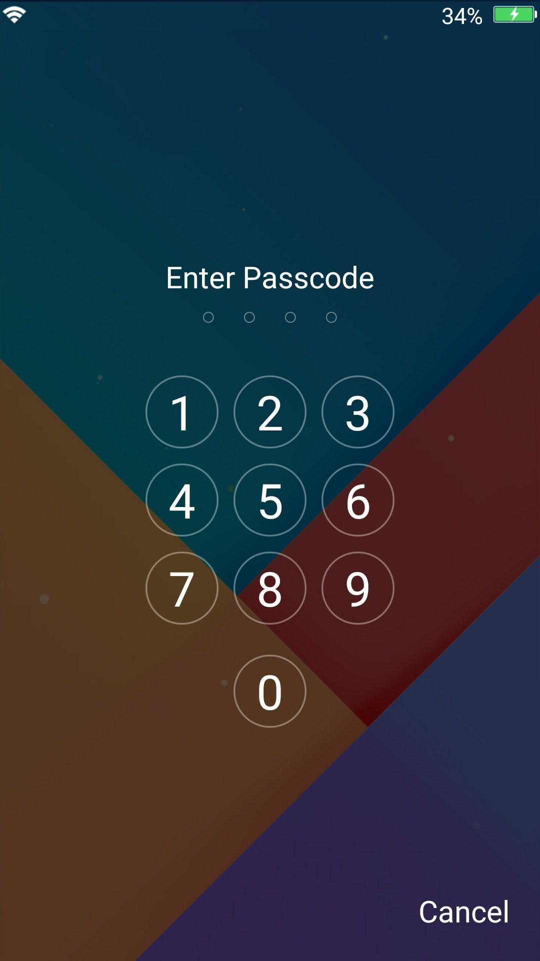 MIUI 9 Lock screen for Android - APK Download