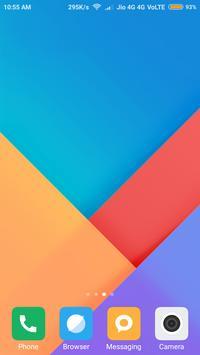 HD Xiaomi MIUI 9 Wallpapers poster