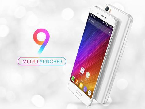 Mi 9 Launcher poster