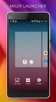Mi 9 Launcher apk screenshot